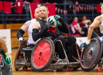 Vancouver to hold draw for 2020 IWRF Paralympic Qualification Tournament