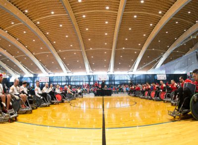 2020 IWRF Paralympic Qualifier Schedule Announced