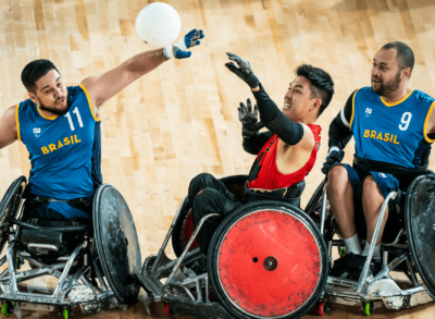 CANADA'S WHEELCHAIR RUGBY TEAM  ADVANCE TO GOLD MEDAL GAME AT LIMA 2019