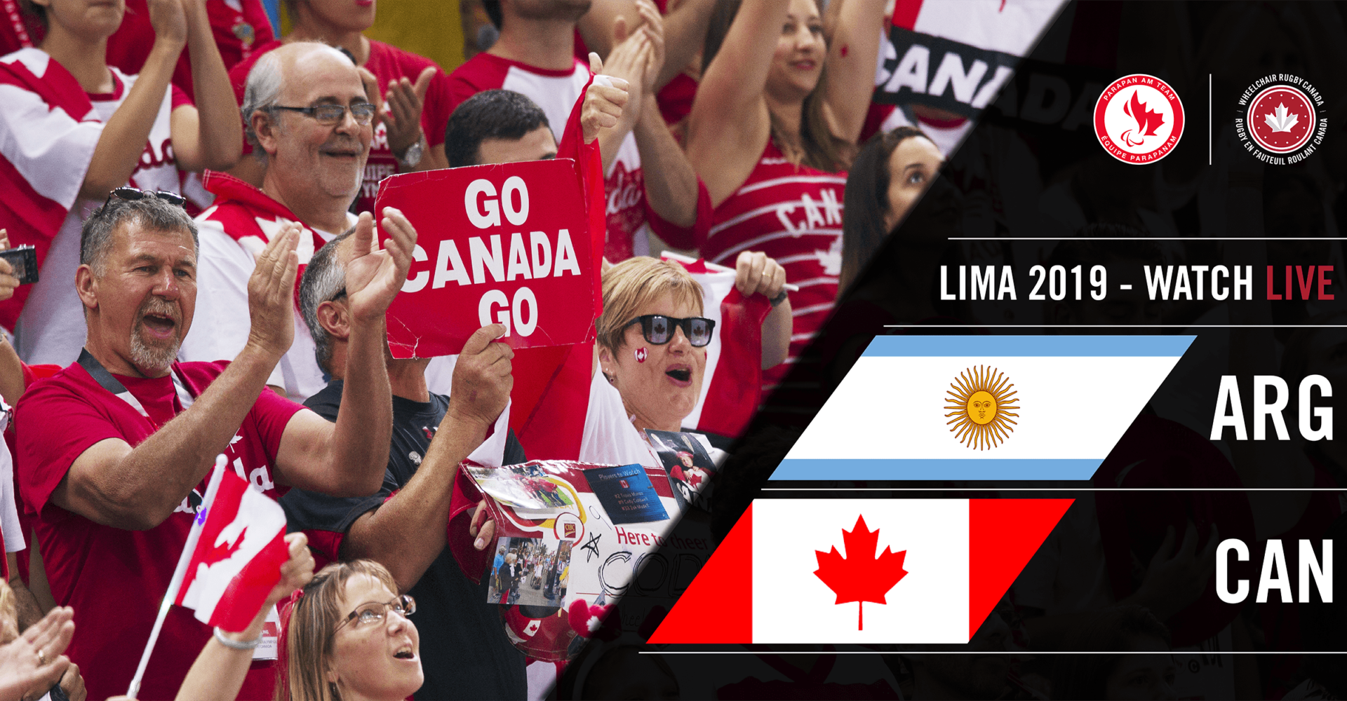 WATCH LIVE – Canada vs Argentina