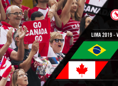 WATCH LIVE – Canada vs Brazil
