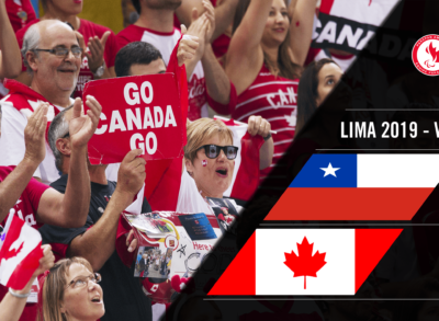 WATCH LIVE – Canada vs Chile