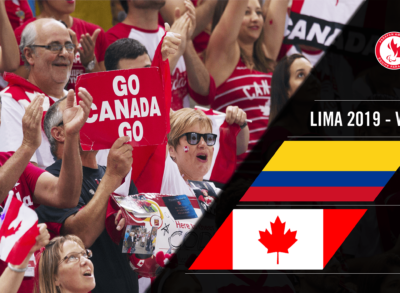 WATCH LIVE – Canada vs Colombia