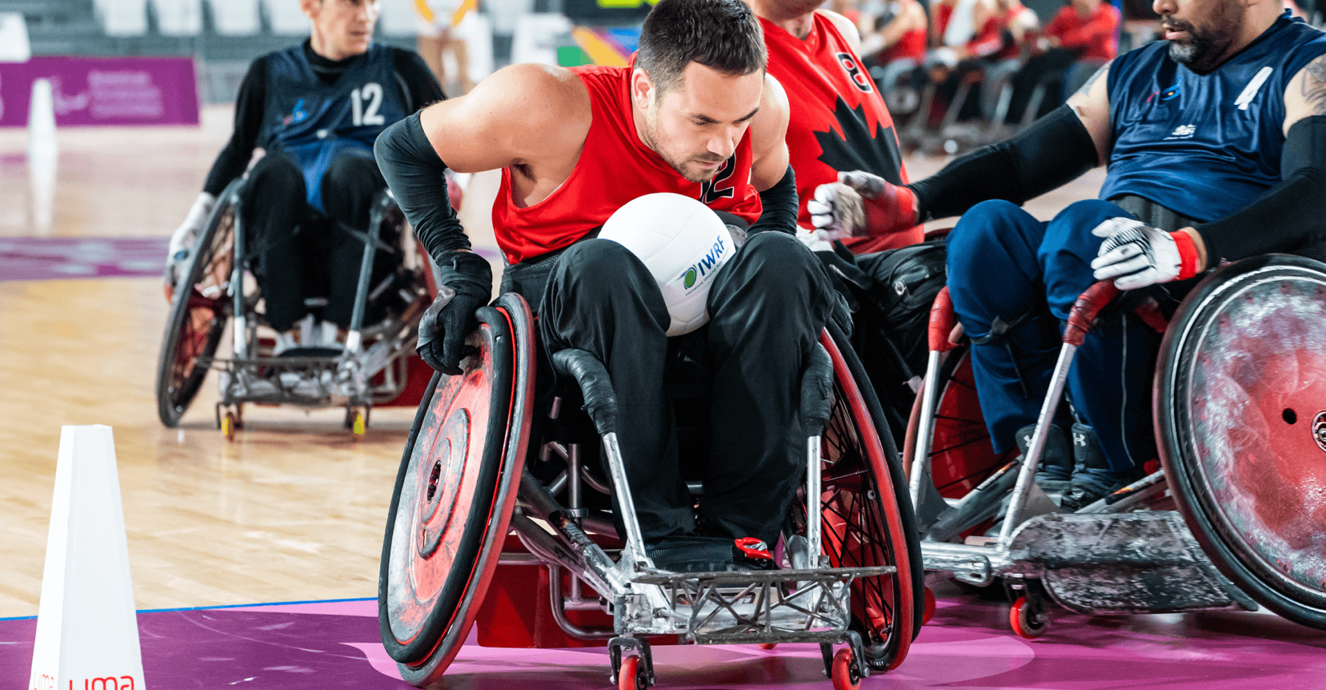 CANADA CONFIDENT HEADING INTO WHEELCHAIR RUGBY PARALYMPIC GAMES QUALIFIER