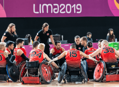 DAY 2: CANADA REMAINS UNDEFEATED IN LIMA