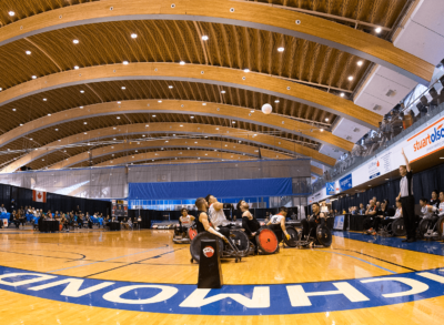 2021 Canada Cup International Wheelchair Rugby Tournament Cancelled