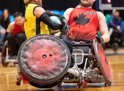 2020 IWRF Paralympic Qualification Tournament