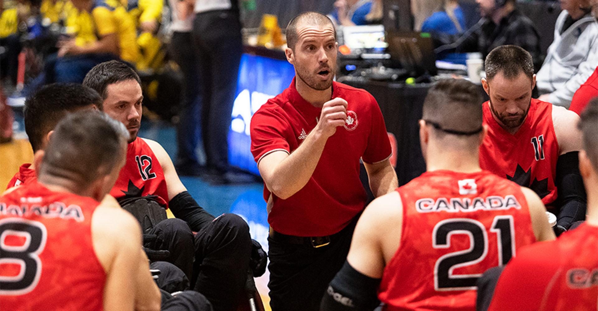 Become a Coach/Referee