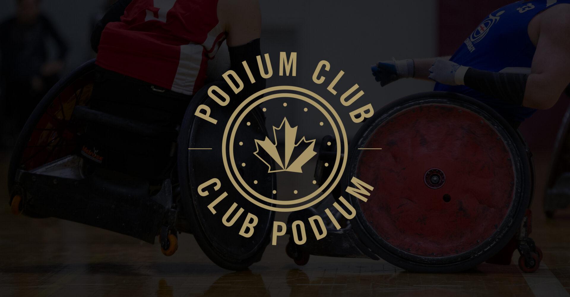 2020-21 Podium Club Announced