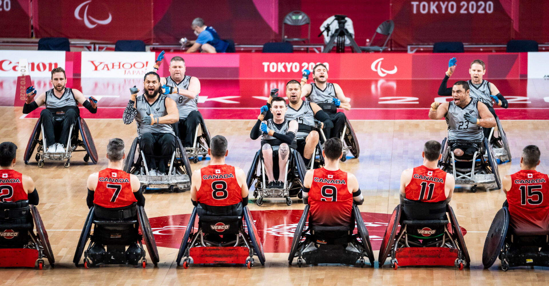 Canada Defeats New Zealand 51-36 for First Tournament Win